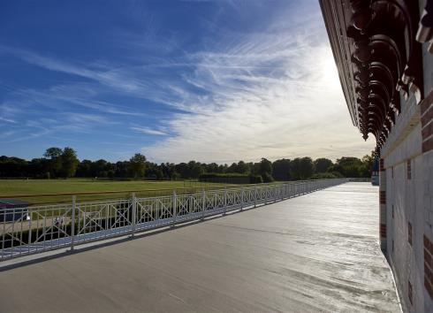 View of the Hippodrome from the grandstand.  © sau-msi.brussels (Reporters)